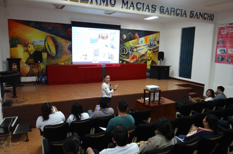DURANTE EL MES DE ABRIL, EL IDAIPQROO CAPACITÓ A 222 SERVIDORES PÚBLICOS MEDIANTE DIVERSOS CURSOS