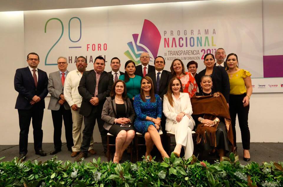 COMISIONADO PRESIDENTE DE IDAIPQROO PARTICIPA EN EL SEGUNDO FORO HACIA EL PROGRAMA NACIONAL DE TRANSPARENCIA Y ACCESO A LA INFORMACIÓN 2017-2021 (PROTAI) EN DURANGO