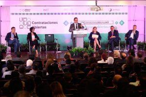 """ASISTE COMISIONADO PRESIDENTE DE IDAIPQROO A FORO """"DE LA PUBLICACIÓN DE CONTRATOS A LAS PUBLICACIONES ABIERTAS"""""""