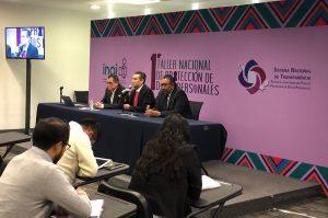 PRESENTE IDAIPQROO EN PRIMER TALLER NACIONAL DE PROTECCIÓN DE DATOS PERSONALES