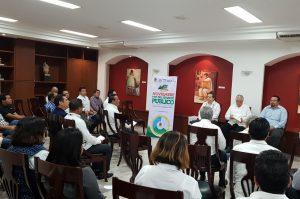 IDAIPQROO EN CONFERENCIA SOBRE SERVICIO PÚBLICO EN MÉXICO