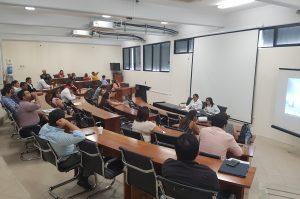 IDAIPQROO REUNE A ENLACES DE CAPACITACIÓN DE LA RED LOCAL PARA EL FORTALECIMIENTO DE UNA CULTURA DE TRANSPARENCIA