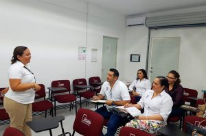 IDAIPQROO CAPACITA A SERVIDORES PÚBLICOS DE TJAQROO