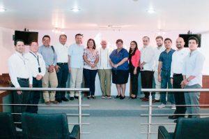 IDAIPQROO COMPARTE EXPERIENCIAS EN ENCUENTRO REGIONAL DE TITULARES DE UNIDADES DE TRANSPARENCIA