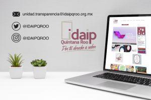 ANTE CASOS DE COVID-19, IDAIPQROO EMITE RECOMENDACIONES PARA TRATAMIENTO DE DATOS PERSONALES